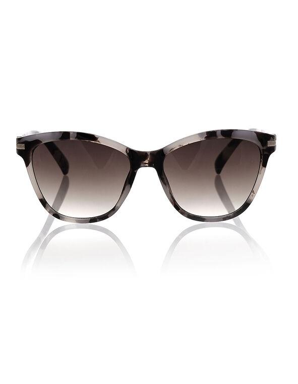 Neutral Tort Cat Eye Sunglasses, Neutral, hi-res