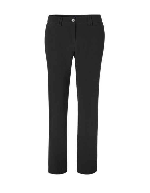 Black Curvy X-Short Pant, Black, hi-res