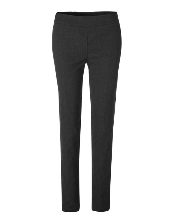 Cleo Signature Striped Pant, Black/Neutral, hi-res