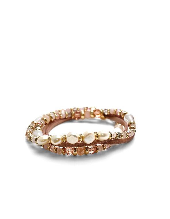 Pink Convertible Bracelet, Pink, hi-res