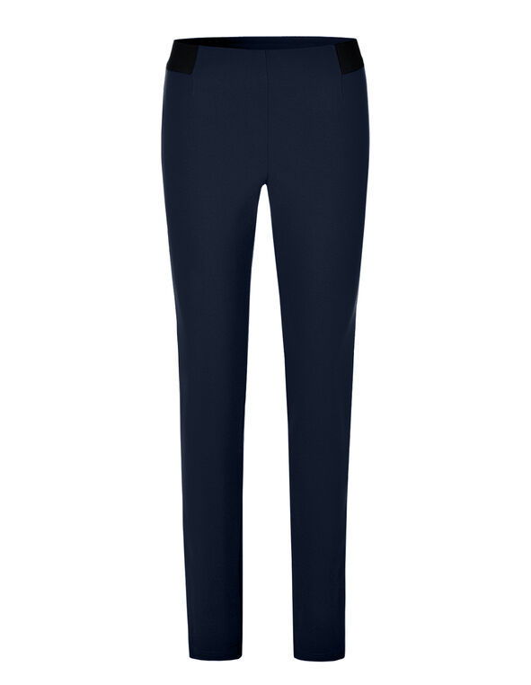 Navy X-Long Pull On Legging, Navy, hi-res