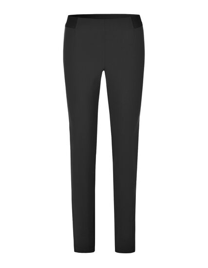 Black Pull-On Legging, Black, hi-res