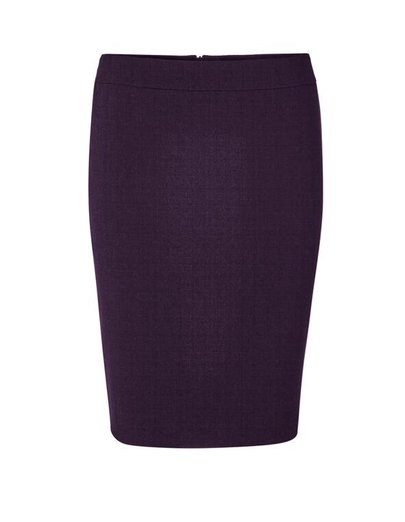Purple Favourite Pencil Skirt, Purple, hi-res