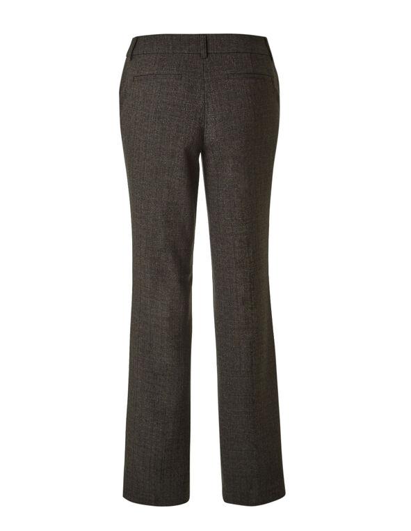 Brown Favourite Trouser Pant, Brown, hi-res