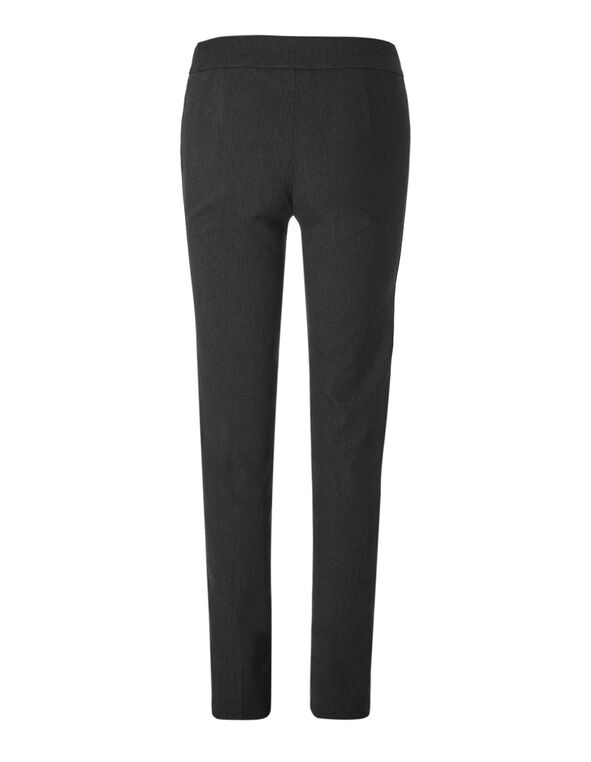 Cleo Signature Striped X-Long Pant, Black/Neutral, hi-res