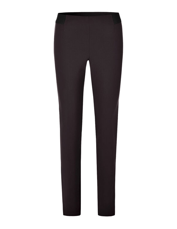 Brown X-Long Legging, Dark Brown, hi-res