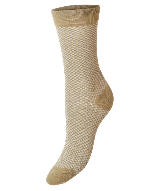 Neutral Tall Crew Sock 3 Pack, Neutral, hi-res