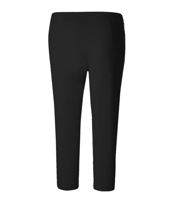 Black Cleo Signature Capri, Black, hi-res