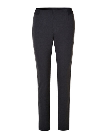 Dark Grey Pull-On Legging, Dark Grey/Black, hi-res