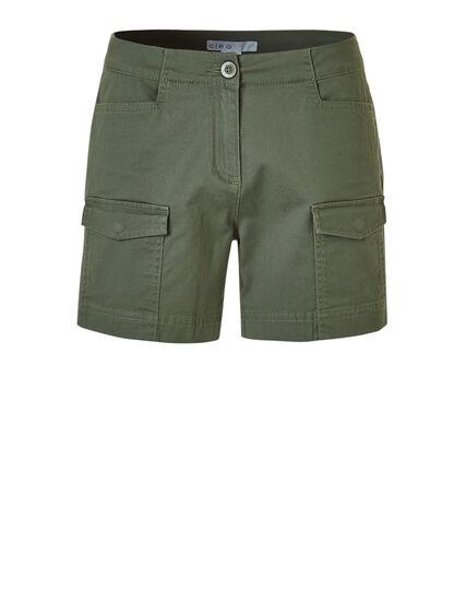 Duffel Green Cargo Short, Duffel Green, hi-res