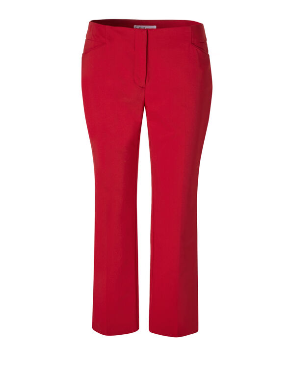 Red Every Body Crop Pant, Red, hi-res