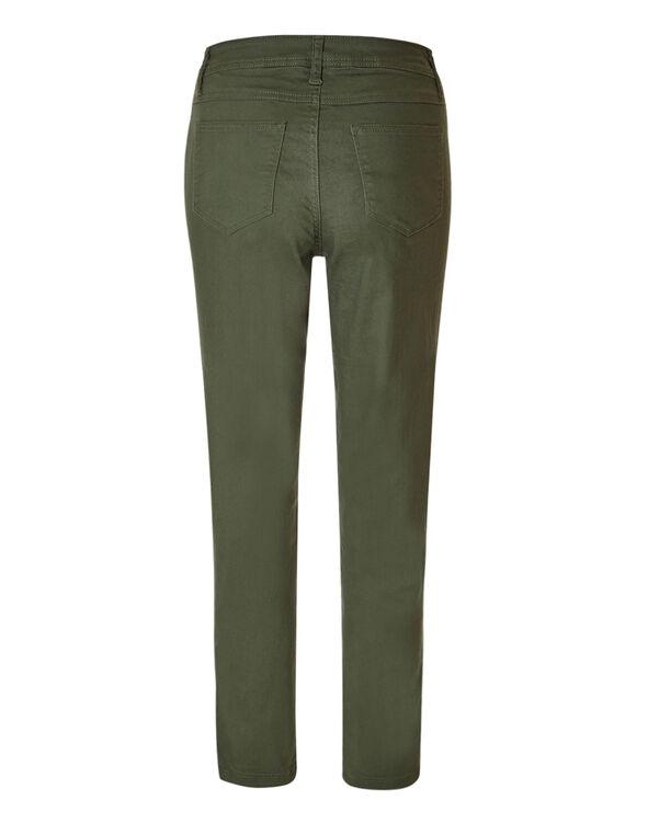Duffel Green Ankle Jean, Duffel Green, hi-res