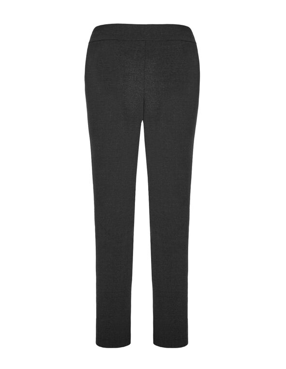 Grey Mix Cleo Signature Pant, Grey/White, hi-res