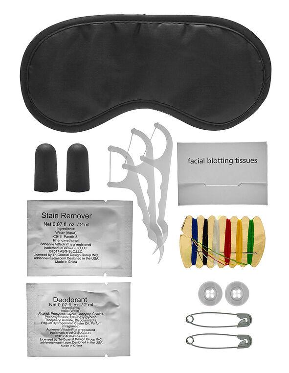 Beige Travel Emergency Kit, Beige, hi-res
