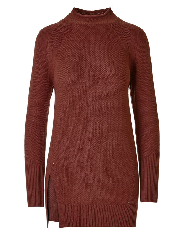 Chili Tunic Sweater, Chili, hi-res
