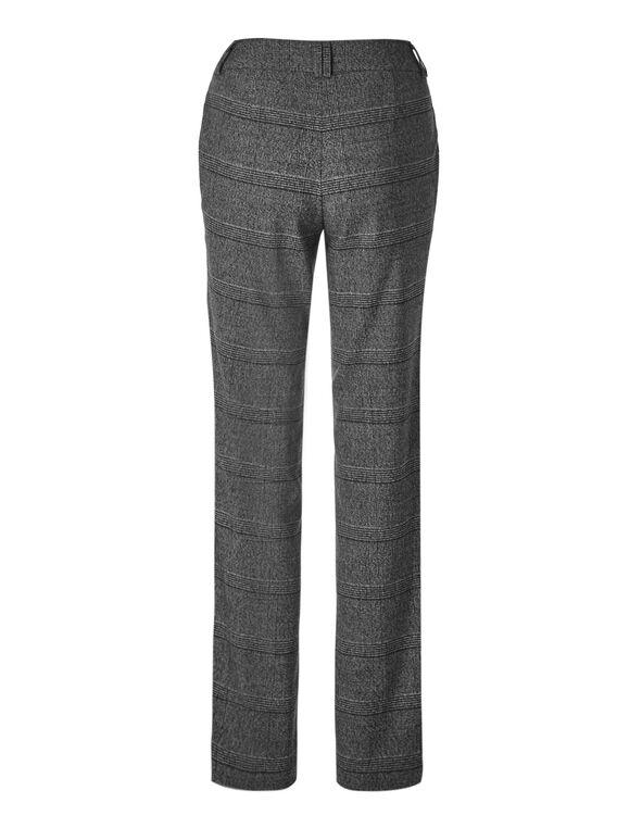 Grey Plaid Every Body Trouser, Grey Plaid, hi-res