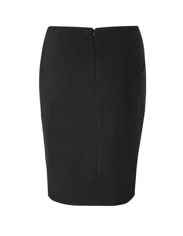 Black Skirt, Black, hi-res
