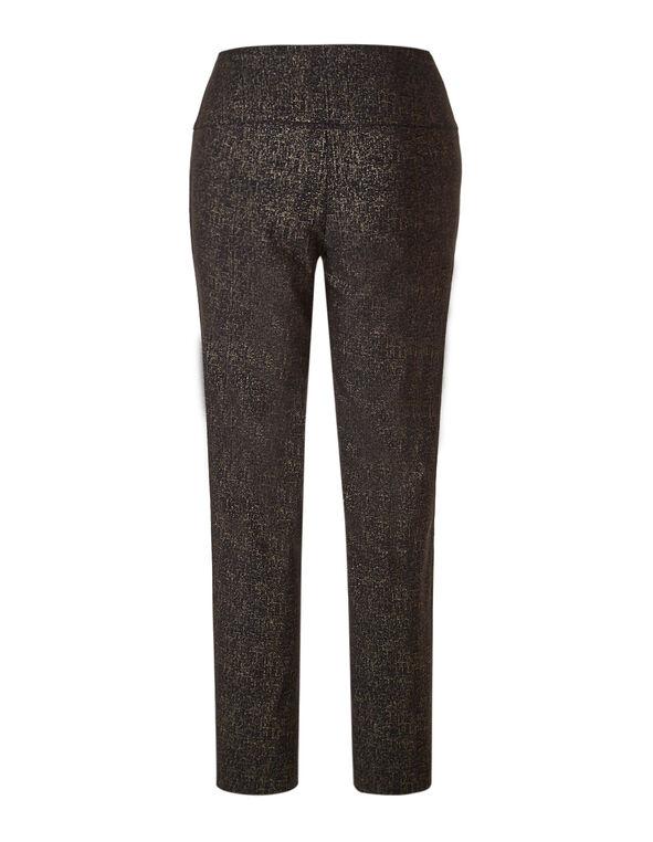 Black Shimmer cleo Signature Pant®, Black, hi-res
