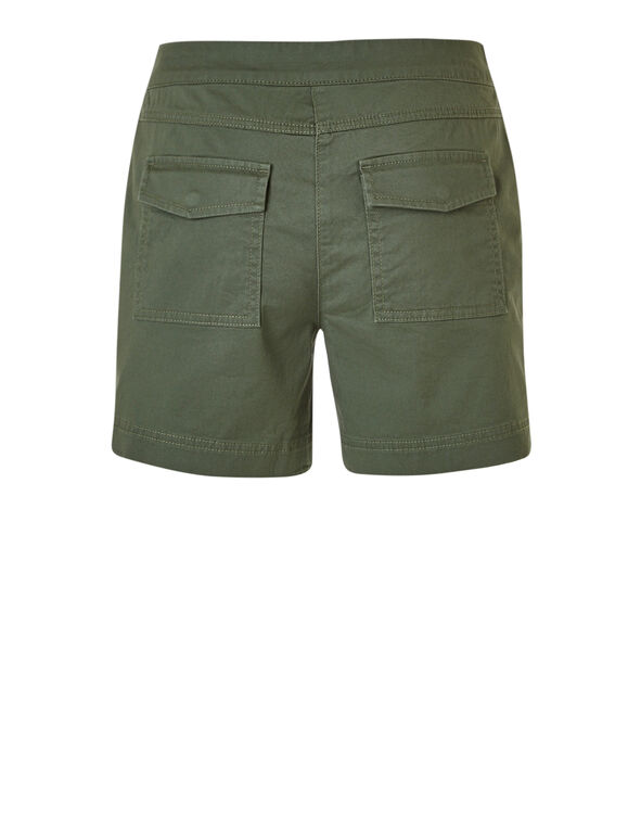 Duffel Green Cargo Short, Duffel Green, hi-res
