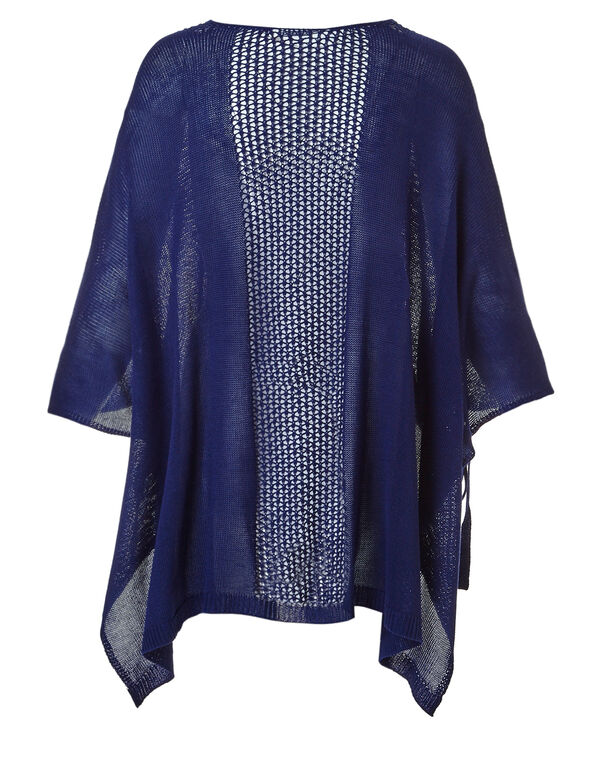 Navy Soft Cover Up, Navy, hi-res