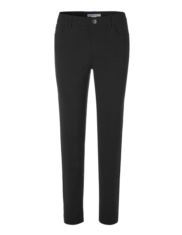 Black Everybody 5 Pocket Pant, Black, hi-res