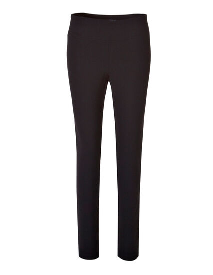 Black Slimming Legging, Black, hi-res