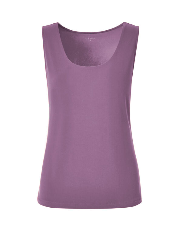 Orchid Essential Layering Top, Orchid, hi-res