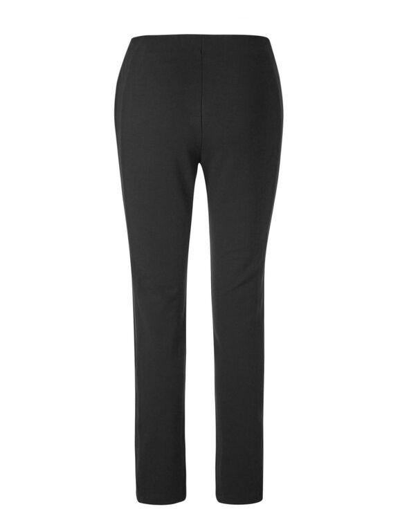 Black Long Basic Legging, Black, hi-res