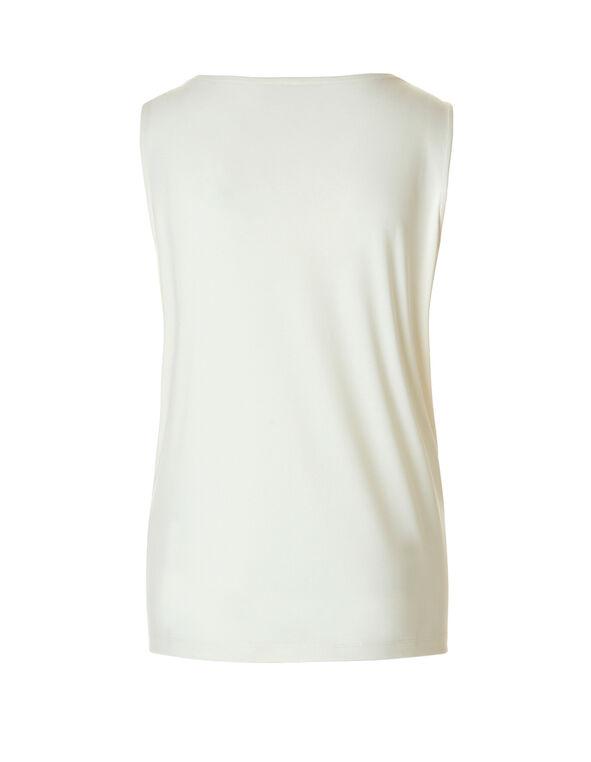 Essential Layering Top, Ivory, hi-res