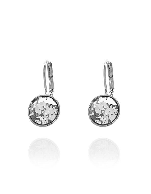 Crystal Swarovski Earring, Crystal, hi-res