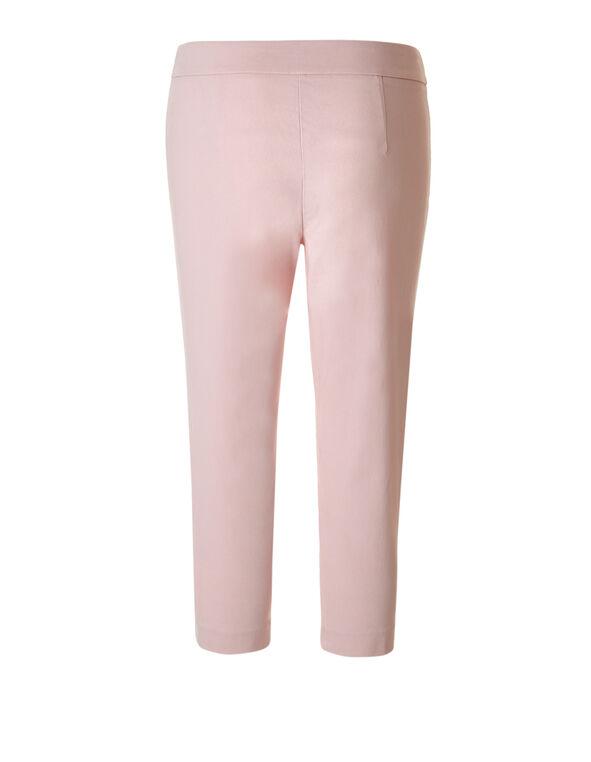 Seashell Pink Cleo Signature Capri, Pink, hi-res