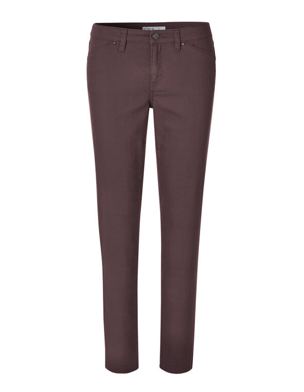 Mauve Every Body Slim Jean, Mauve, hi-res