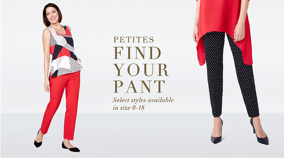 Cleo Exclusive Pant Styles