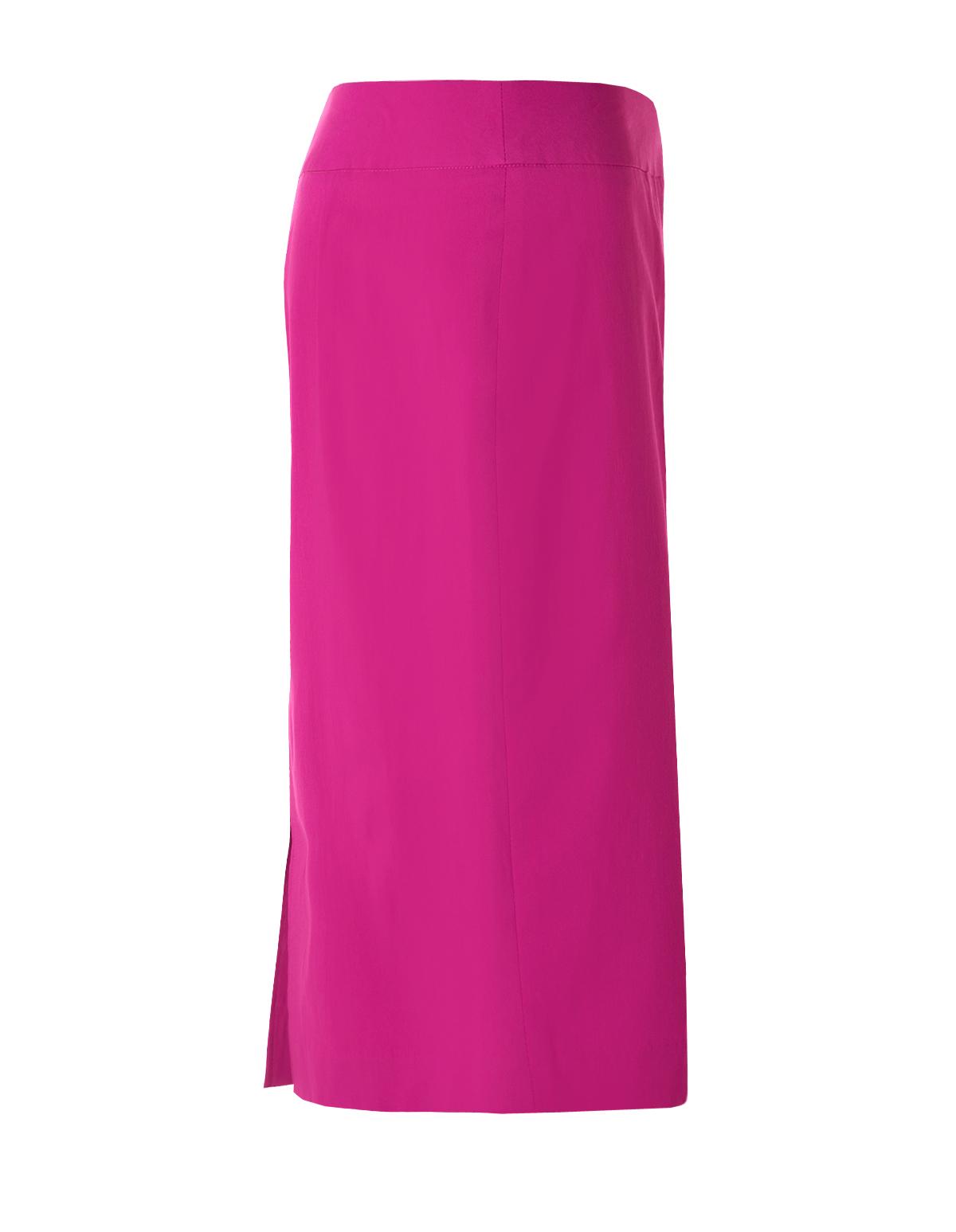 Pink Pencil Skirt 97