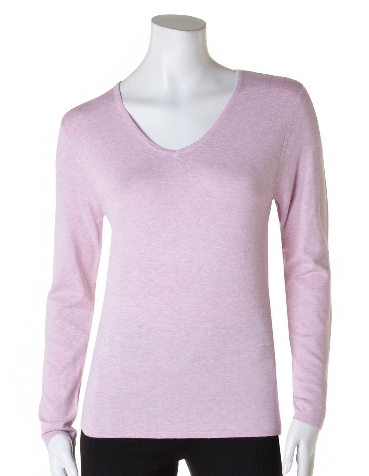 V-Neck Sweater | Cleo