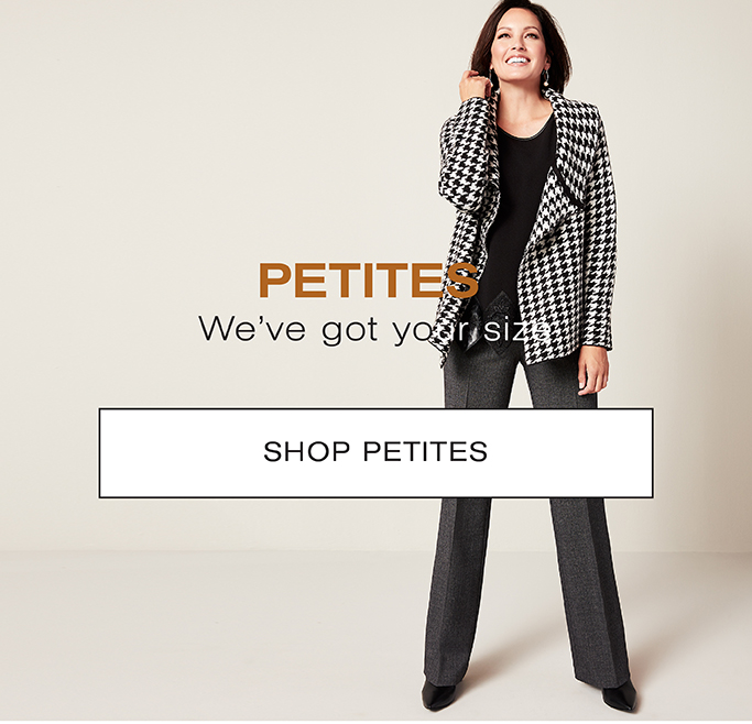 Cleo Petites Category Page