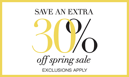 Sale extra 30% off