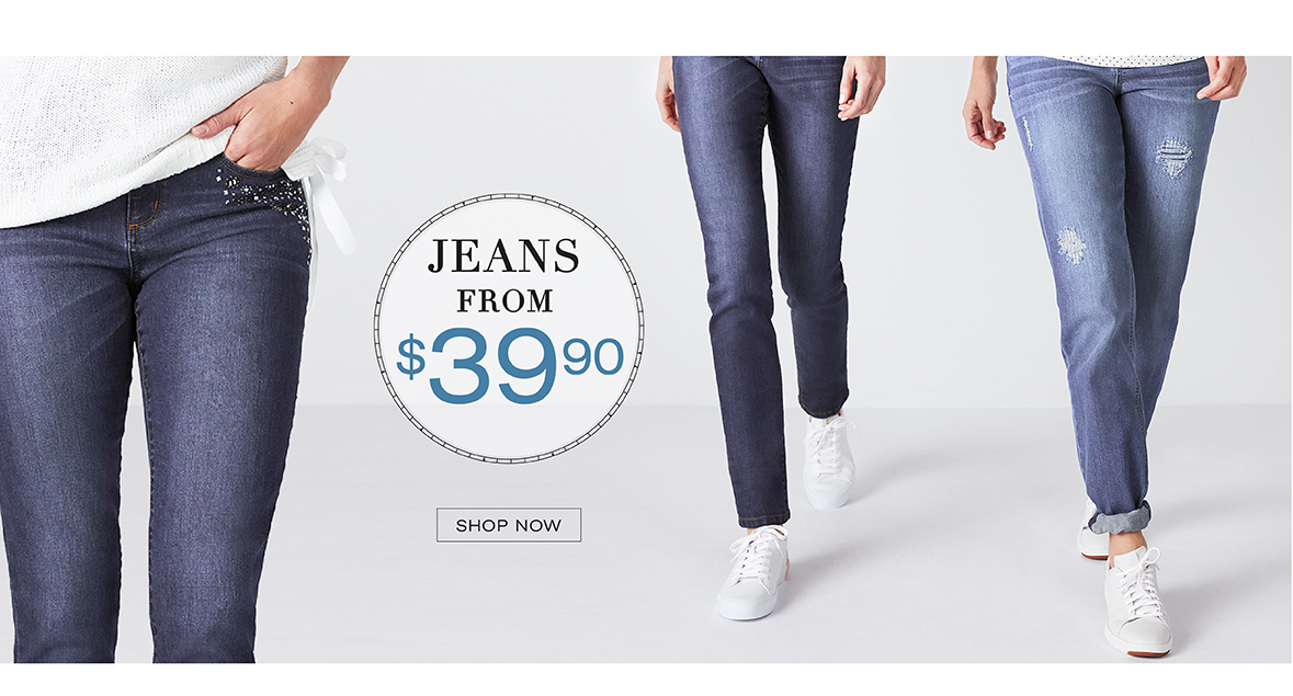 Jeans Category Page