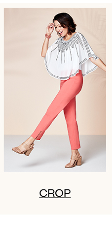 Cleo Crop Pants Category Page