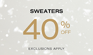 40% Off Sweaters