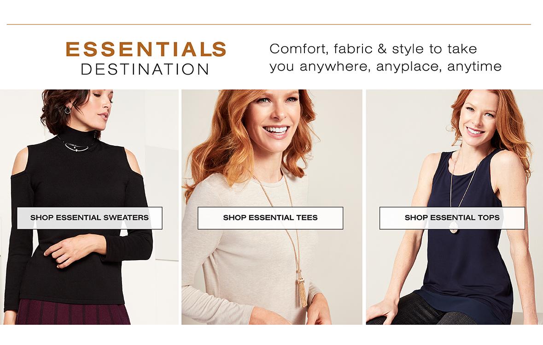 Cleo Essentials Destination