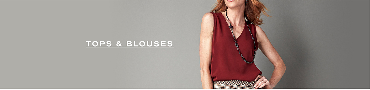 Shop New Arrival Tops and Blouses