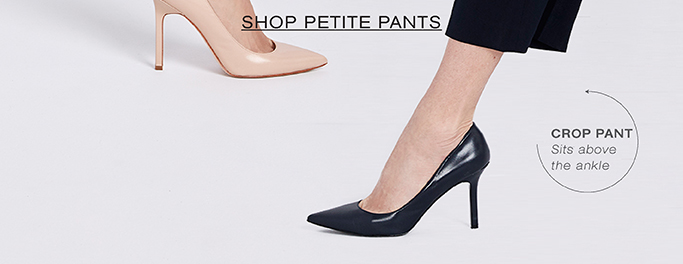 Petite Pants Category Page