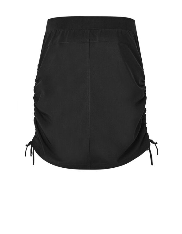 Black On The Go Skort, Black, hi-res