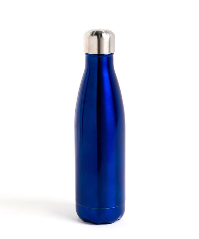 Insulated Water Bottle, Blue