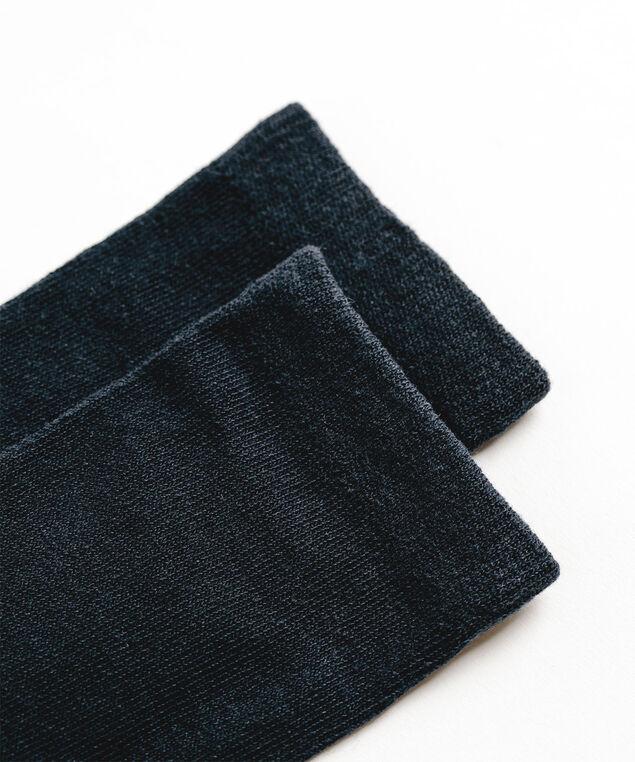 Navy Crew Sock, Navy