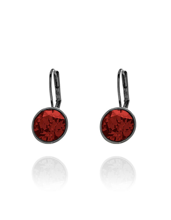 Scarlett Genuine Crystal Earring, Scarlett, hi-res