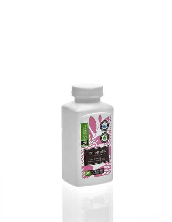 Forever New Fabric Wash, White, hi-res