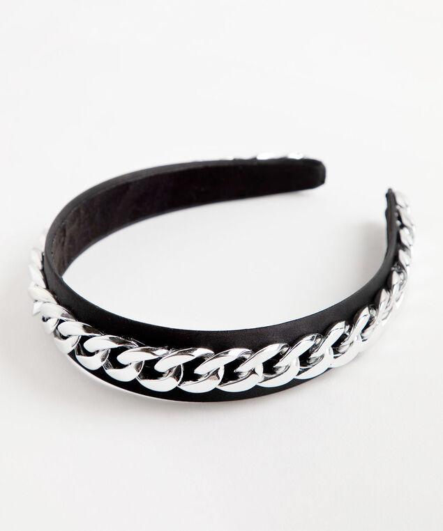 Silver Chain Headband, Silver