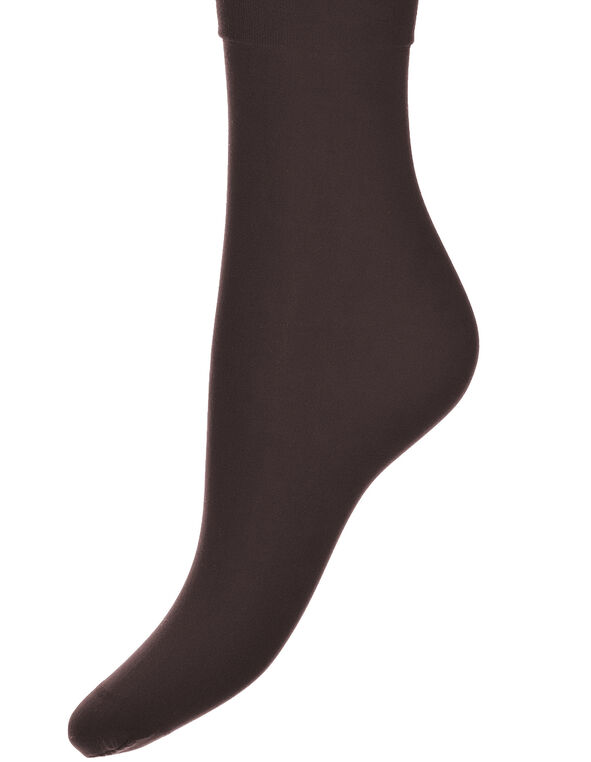 Brown Trouser Sock, Brown, hi-res